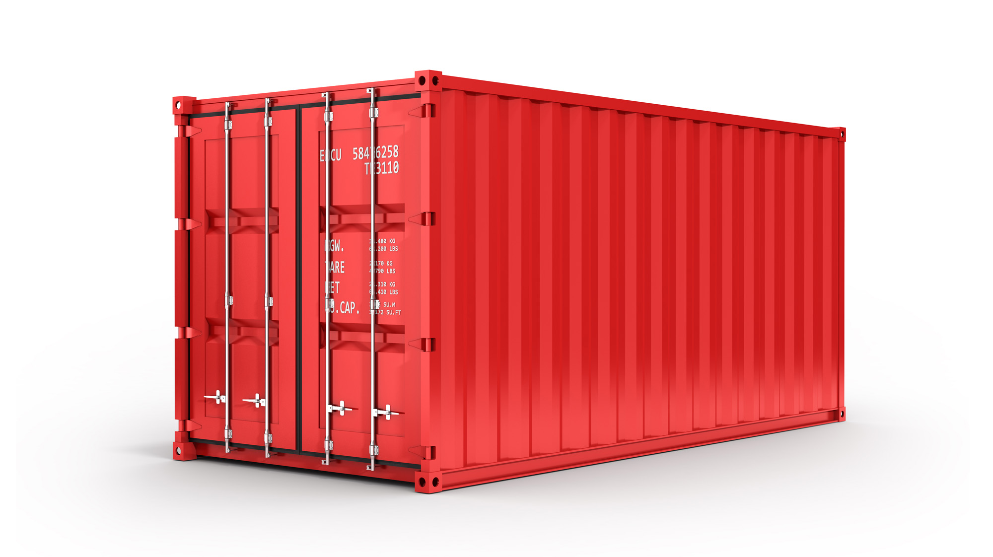 Timberr - Sea container modification