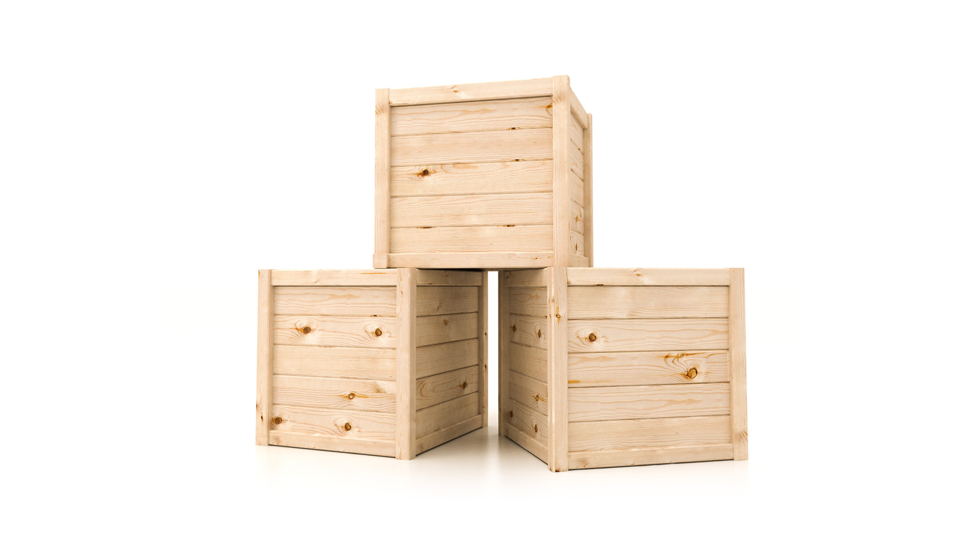 Timberr - Wooden crates