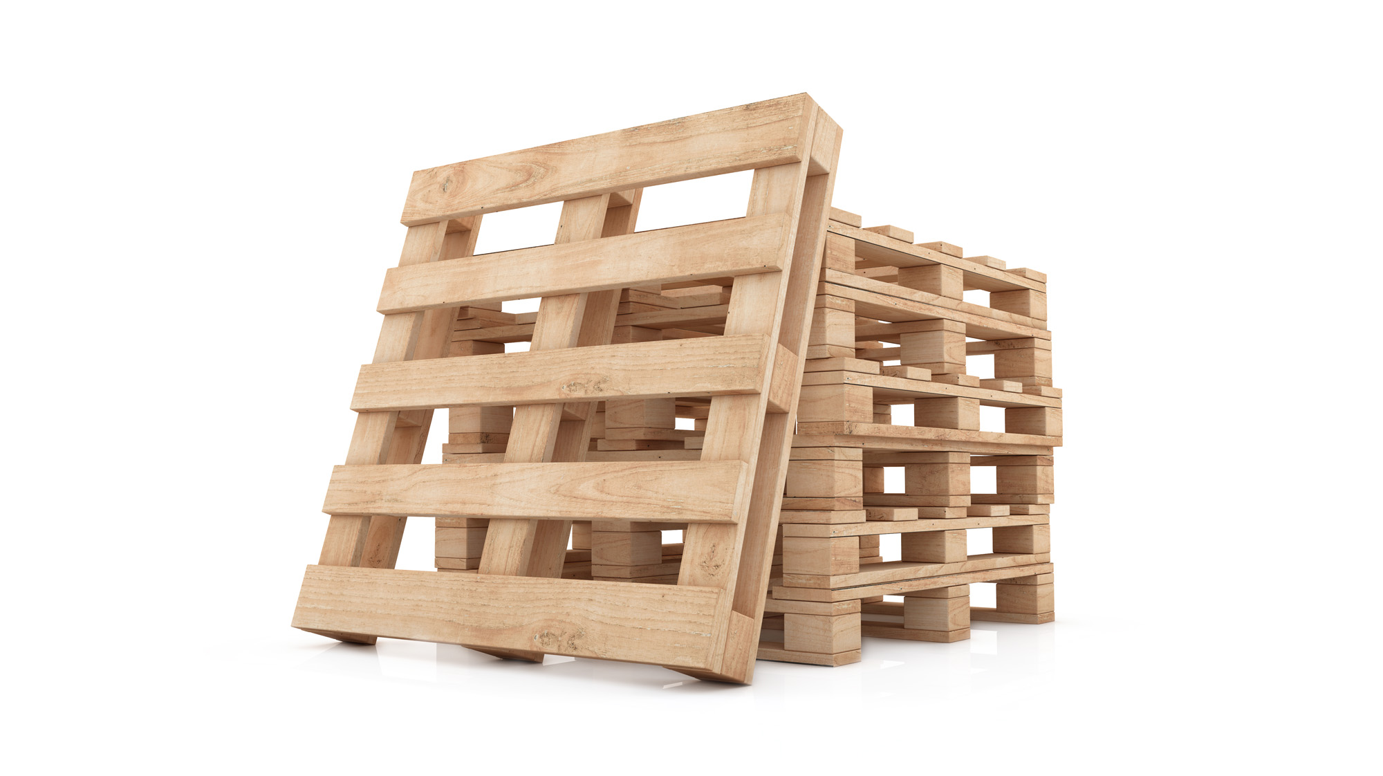 Timberr - Wooden pallets