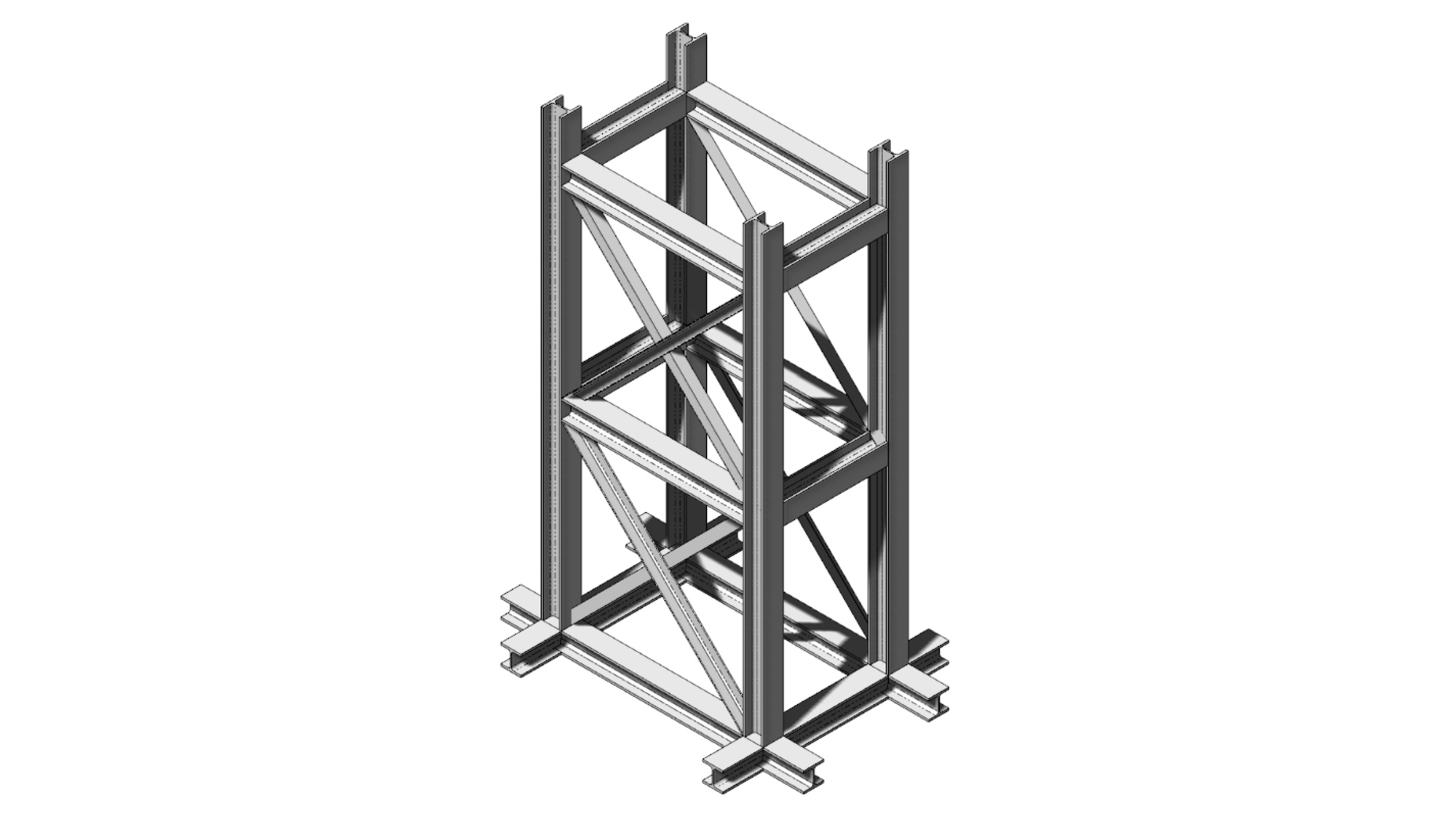 Timberr - Steel transports frames